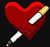 Lying heart