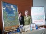 Elizabeth and Christine, Bloomington Book Fair