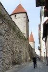 Walled Tallinn