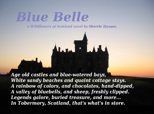 Blue Belle Promo Poem