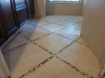 Mosaic and Tile Floor