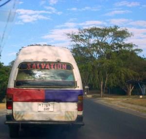 00 Salvation bus