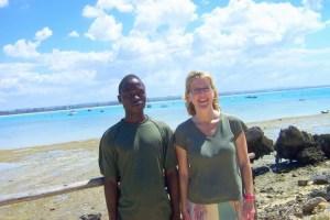 Bashir and me at Slipway