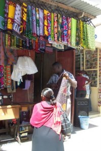 Shop where I bought kangas