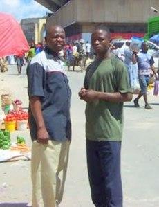 Mr. Iddi and Bashir