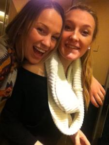 January 2015 - Happy sisters