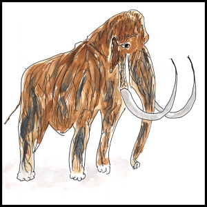 Woolly Mammoth copy