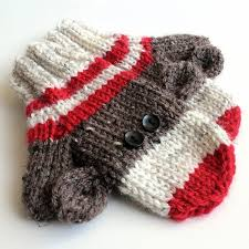 hand-knitted-mittens